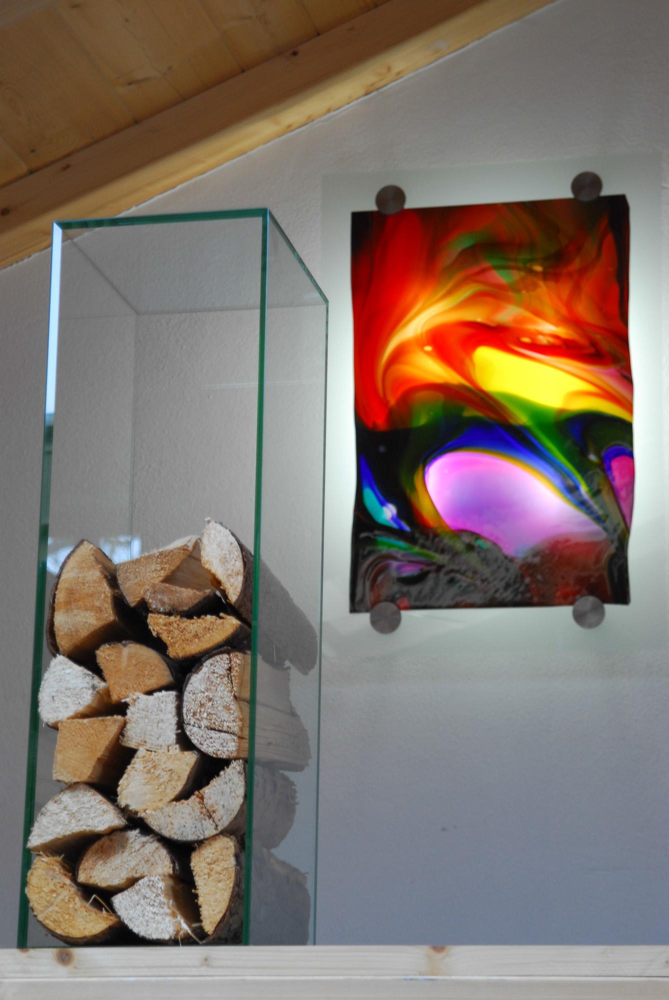 Kunst und Möbel